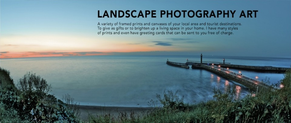 Landscape Art, Landscape Photography, Framed Prints, Leeds, York, Whitby, New York