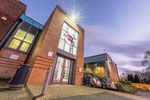 Northern School of Contemporary Dance, NSCD, Commercial Photography, Chapel Town, Leeds, Dance Photography, Sunset