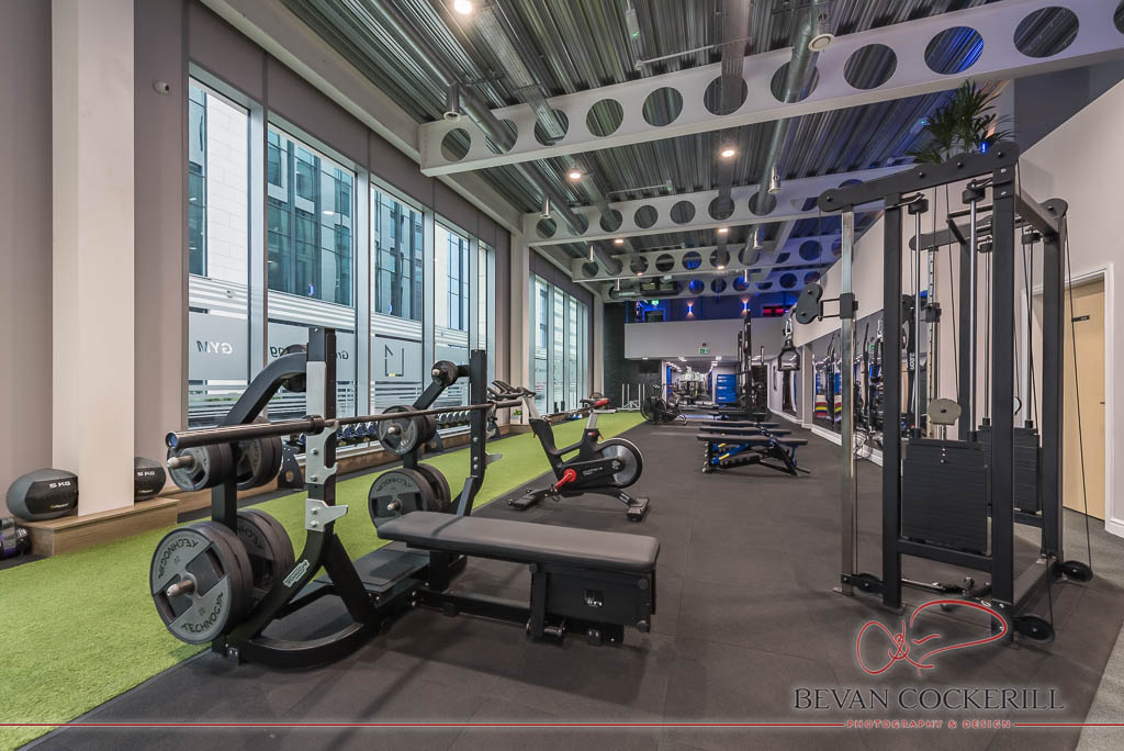 L1 Performance Leeds Gym Commercial Photography And
