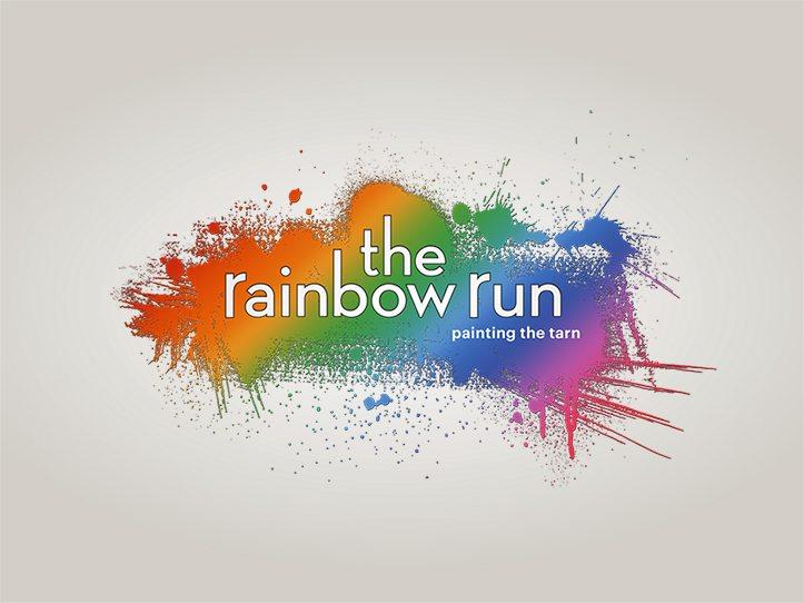 The Rainbow Run Logo, Leaflet & Poster Design for Barnsley ...