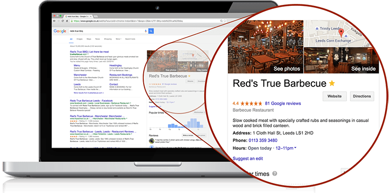 Google Knowledge Graph, Knowledge Graph, See Inside, Virtual Tour, Commercial Photographs, Google Virtual Tours