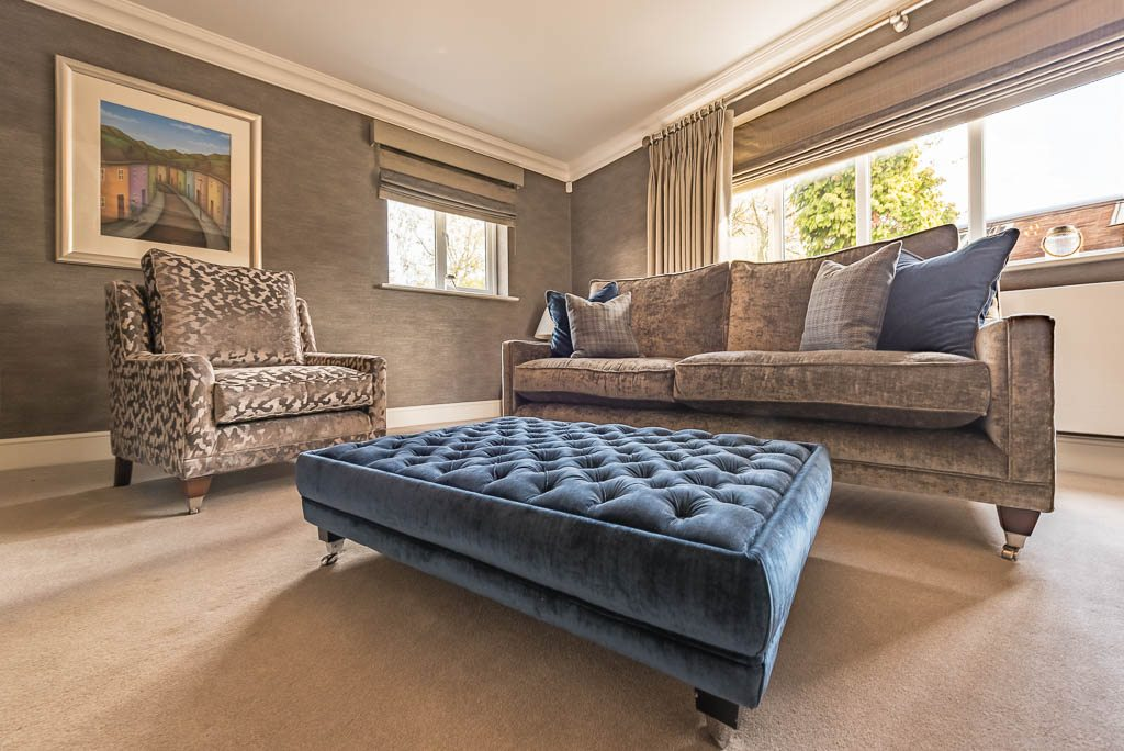 Margot And Miller, Interior Design, Leeds, Chapel Allerton, Living Room,  Sofa